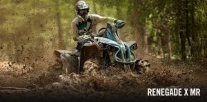 BRP Can-Am Renegade 570 X MR (2018 м.г.)
