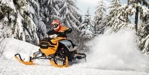 """Ski-Doo Renegade X-RS 850 E-TEC 137"""" (2019)"""