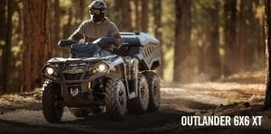 Can-Am Outlander 6x6 1000 PRO (2019 м.г.)