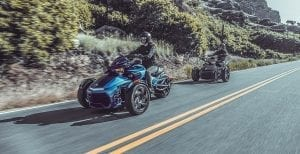 Can-Am Spyder F3-S (2019)