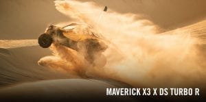 Can-Am Maverick X3 X DS Turbo R (2019 м.г.)
