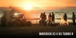 BRP Can-Am Maverick X3 X RS TURBO R (2019 м.г.)