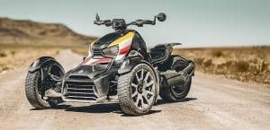 Can-Am RYKER RALLY EDITION (2019)