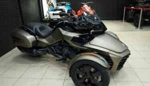 Can-Am Spyder F3-T (2019)