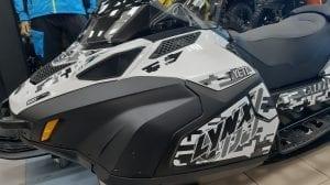Lynx 69 Yeti ARMY 600 E-TEC (2020)