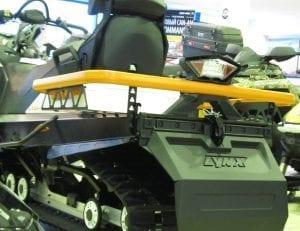 Lynx 69 Ranger Alpine 1200 4-TEC (2020)