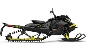 "Ski-Doo Summit X 850 E-TEC 165"" (2020)"