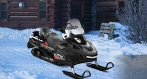 Ski-Doo Skandic WT 550F (2020)
