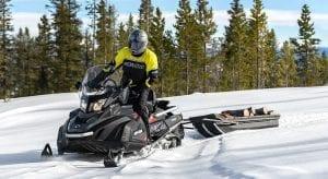 Ski-Doo Skandic WT 600 HO E-TEC (2020)