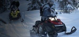 Ski-Doo Skandic SWT 900 ACE (2020)