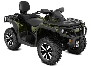 BRP Can-Am Outlander MAX 1000R LTD (2020 м.г.)