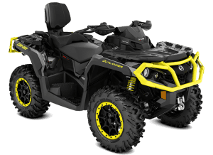BRP Can-Am Outlander MAX 650 XT-P (2020 м.г.)