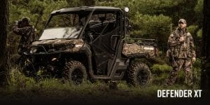 Can-Am Traxter HD8 DPS (2020 м.г.)
