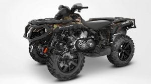 Can-Am Outlander MAX 1000R LTD (2020 м.г.)
