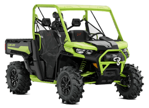 BRP Can-Am Traxter HD10 X MR (2020 м.г.)