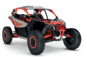 Can-Am Maverick X RC TURBO RR