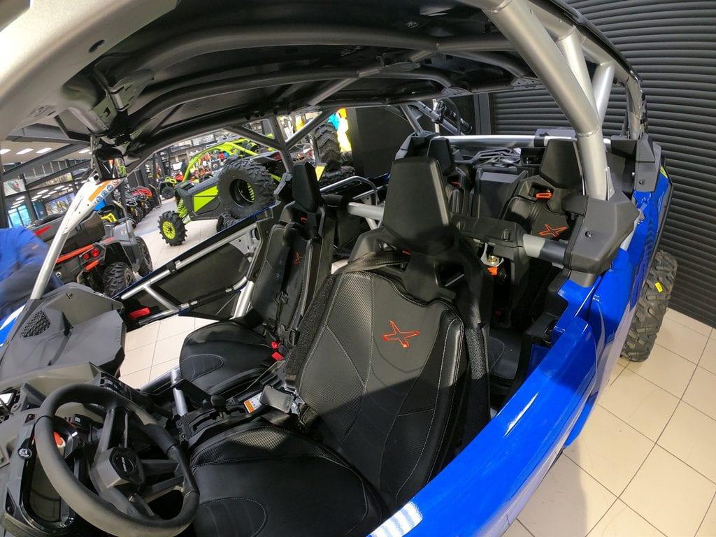 BRP Can-Am Maverick MAX X RS TURBO RR (2020 м.г.)