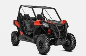 BRP Can-Am Maverick Trail 800 DPS (2020 м.г.)
