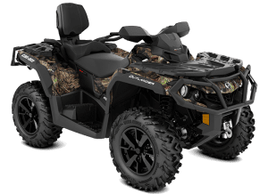 BRP Can-Am Outlander MAX 650 XT CAMO (2020 м.г.)