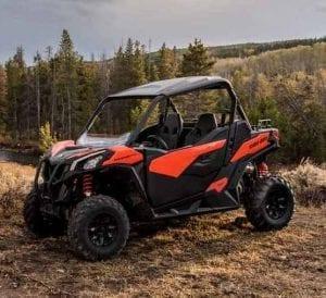 Can-Am Maverick Trail 800 DPS (2020 м.г.)