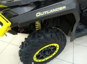 Can-Am Outlander MAX 1000R XT-P (2020 м.г.)
