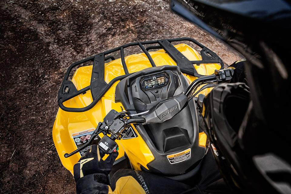 Can-Am  Outlander Max 500 L DPS TROPHY