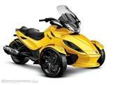 SPYDER  ST .  Новинка от Can-Am