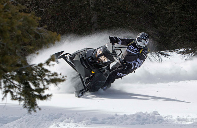 Ski-Doo SUMMIT T-3. Лидер в своём сегменте!