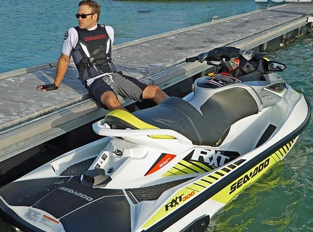 Гидроцикл Sea-Doo RXT X 300. Обзор новинки 2016 мг