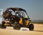 Maverick 1000R X RS  от CAN-AM. Самый мощный и послушный!