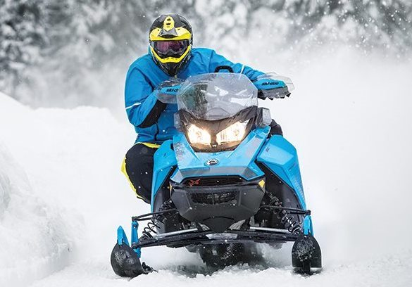 Ski-Doo Backcountry X 850 E-TEC 2019