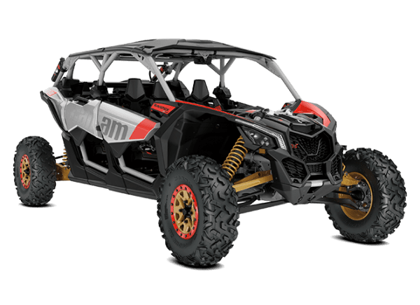 Can-Am Maverick X3 X RS TURBO R (2019 м.г.)