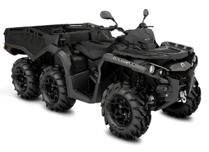 BRP Can-Am Outlander 6x6 1000 PRO (2019 м.г.)