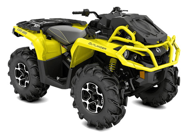 Can-Am Outlander 650 X MR (2019 м.г.)