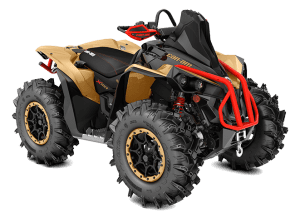 BRP Can-Am Renegade 1000R X MR (2019 м.г.)