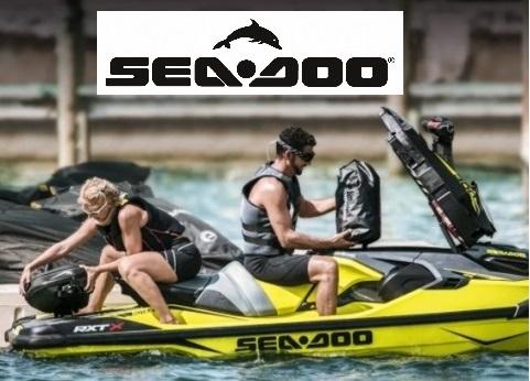 Новые гидроциклы SEA-DOO 2018