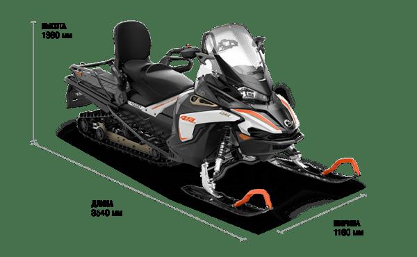 Lynx 49 Ranger ST 900 ACE (2019)
