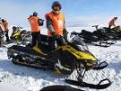 Тест-драйв новых моделей снегоходов BRP 2013 MY