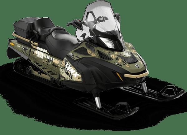 Lynx 69 Yeti ARMY 600E-TEC (2017)