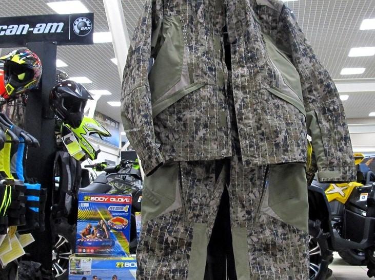 Can-Am Riding Куртка и брюки по отличной цене!