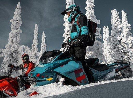Что ждать от  зимы? Обзор снегоходов Ski-Doo и LYNX 2019
