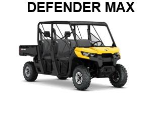 SSV Can-Am DEFENDER MAX