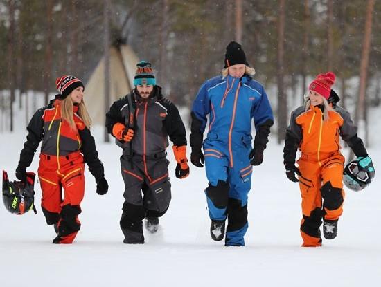 Поступление экипировки для снегоходов Ski-Doo