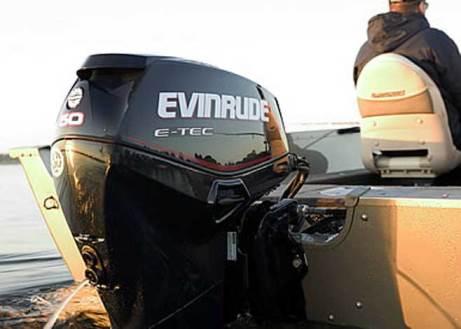 Моторы EVINRUDE по ценам 2014 года.
