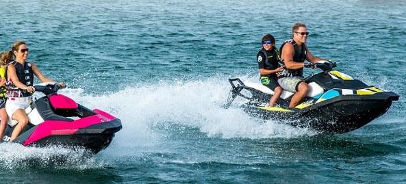 Обновленный гидроцикл Sea-Doo SPARK