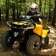 Подробности Can-Am 2012...  OUTLANDER 1000  и другие