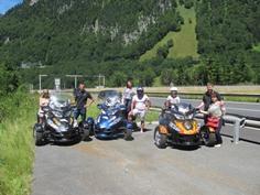 Spyder -тур московского Bombardier Club в Италию