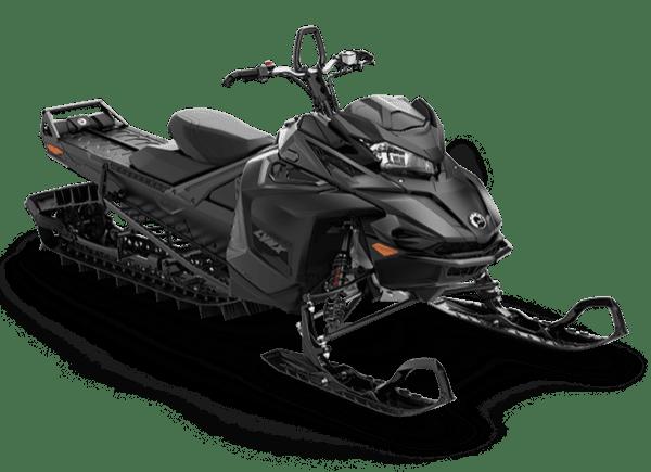 Lynx BoonDocker DS 4100 850 E-TEC SHOT Black Edition (2019)