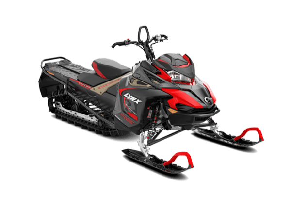 Lynx BoonDocker RE 3700 850 E-TEC 2018