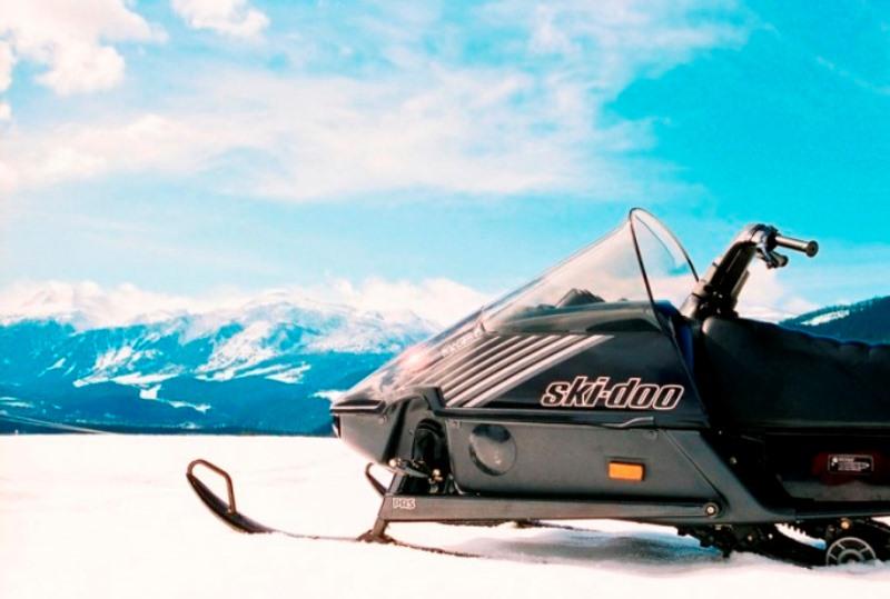 История технологий и  новшеств Ski-Doo